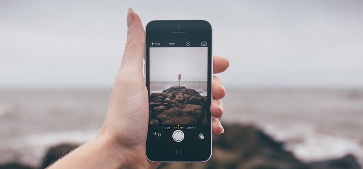 Топ-5 мобильных приложений для обработки фотографий