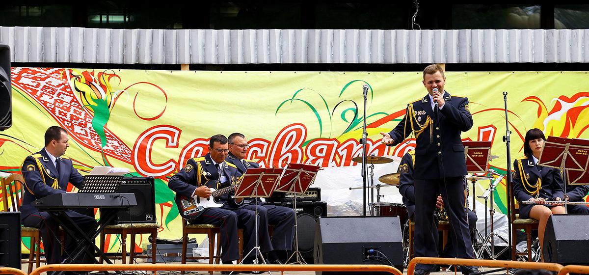 Программа празднования Дня Республики в Барановичах