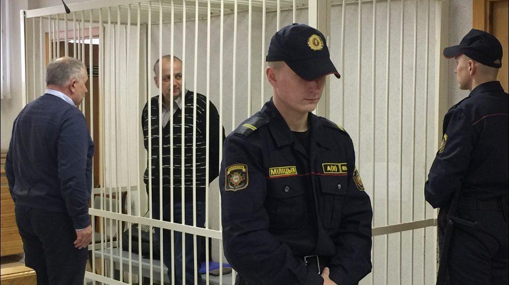 Прошло полгода. Осужденный за взятку экс-глава Солигорского района вышел на свободу