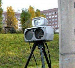 Где в Барановичах и Брестской области 21 июня поставят датчик фиксации скорости