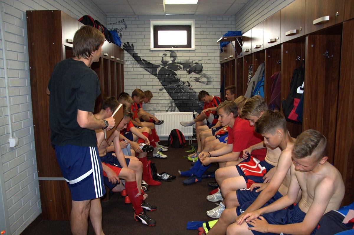 Фото: ДЮСШ №5 по футболу