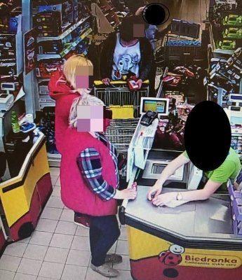 В Польше три месяца искали воров продуктов из гипермаркета. Ими оказались белоруски