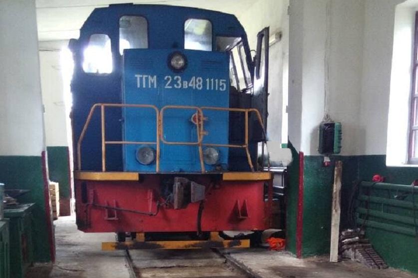 В Витебске 48-летнего машиниста тепловоза насмерть зажало локомотивом