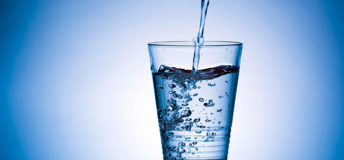 Сколько воды ежедневно пьют жители Барановичей