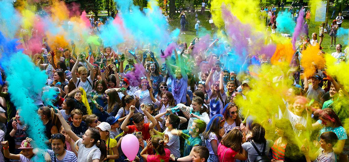 Программа празднования Дня молодежи-2018 в Барановичах