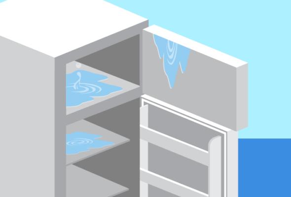Устранение неисправностей морозильной камеры