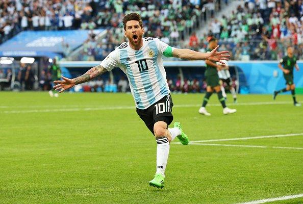 Месси и его Аргентина попали в плей-офф. На ЧМ-2018 определены еще две пары 1/8 финала