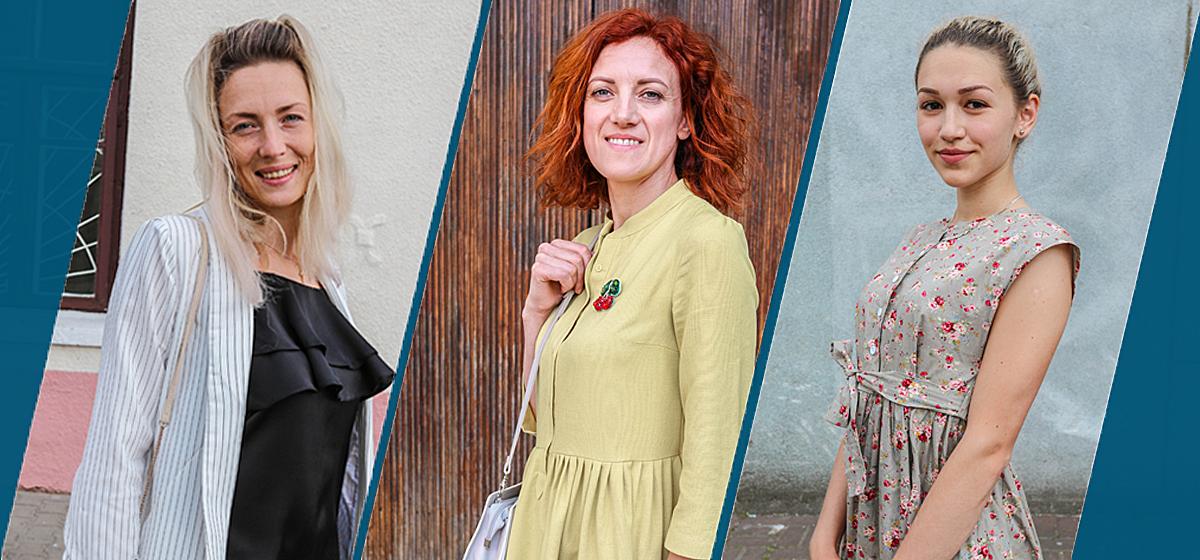Модные Барановичи: Как одеваются преподаватель английского, студентка и директор магазина