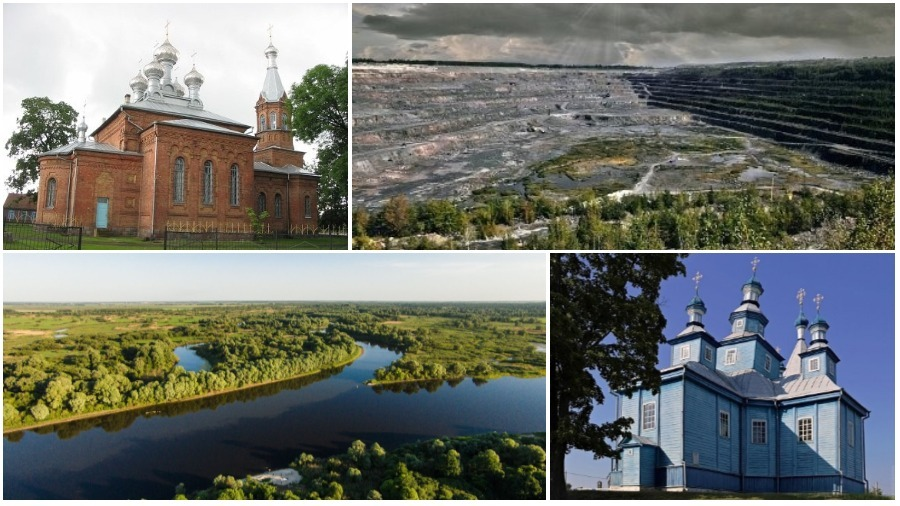Пять интересных мест в Лунинецком районе, которые обязательно стоит посетить