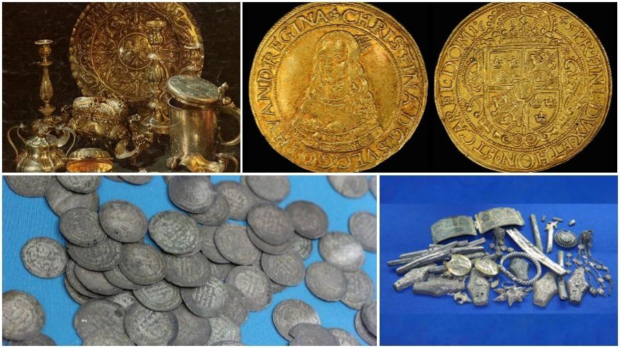 ТОП-5 самых ценных кладов, найденных в Беларуси