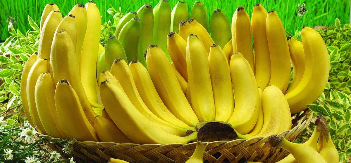 Как цвет банана влияет на его полезные свойства