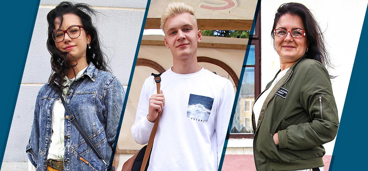 Модные Барановичи: Как одеваются мастер домоуправления в ЖЭС, абитуриент и мама в декретном отпуске