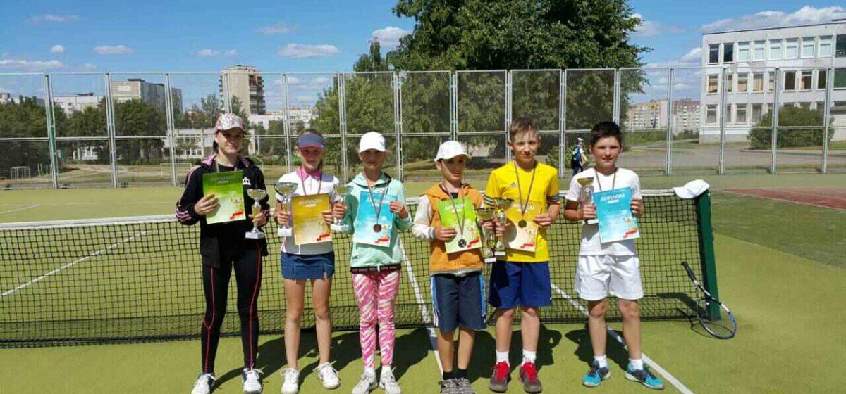 Барановичская школьница вошла в ТОП-25 теннисисток Беларуси