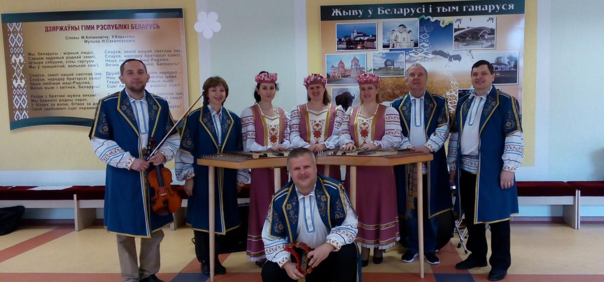 Музыканты Барановичского района стали призерами на международном конкурсе «Времена года. Весна-2018»