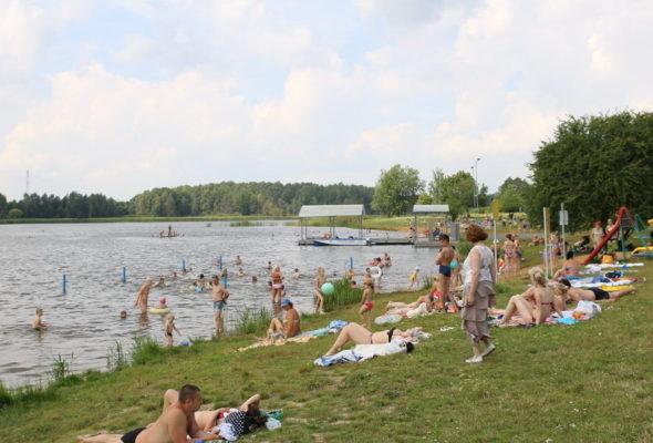 В деревне Дарево санслужбы ограничили купание детей в реке Щара