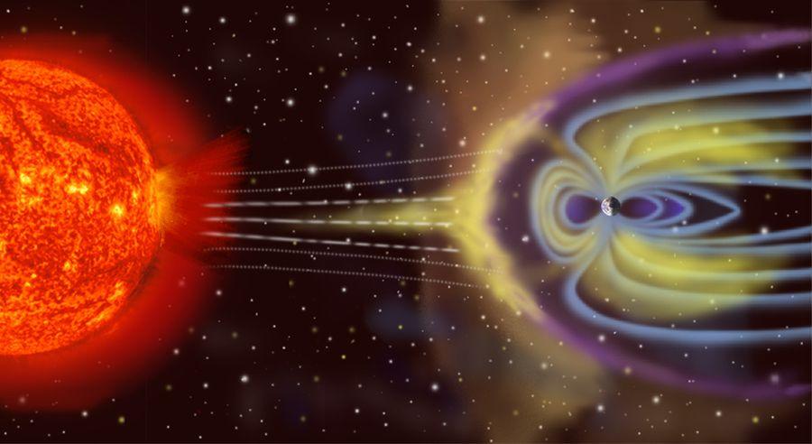В июне Землю накроет сильная магнитная буря
