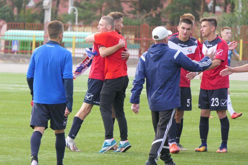 ФК «Барановичи» одержал свою первую победу в этом сезоне