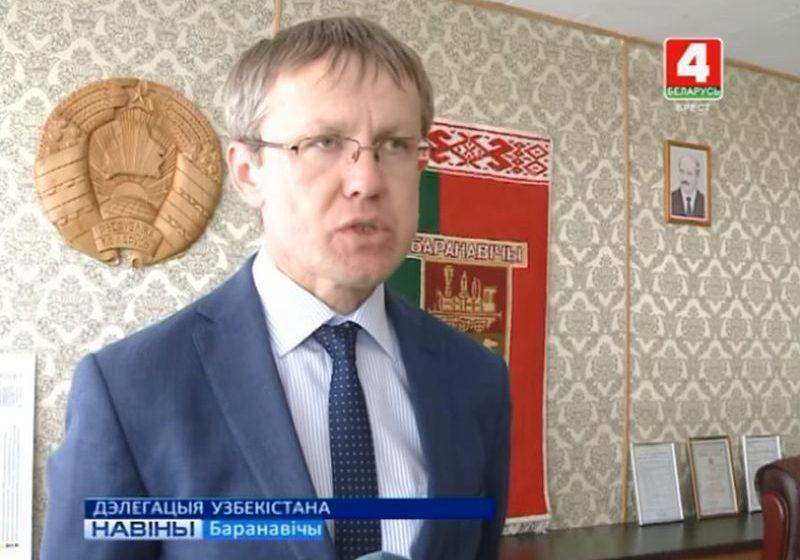 Чего ждут барановичские предприятия от визита посла Узбекистана