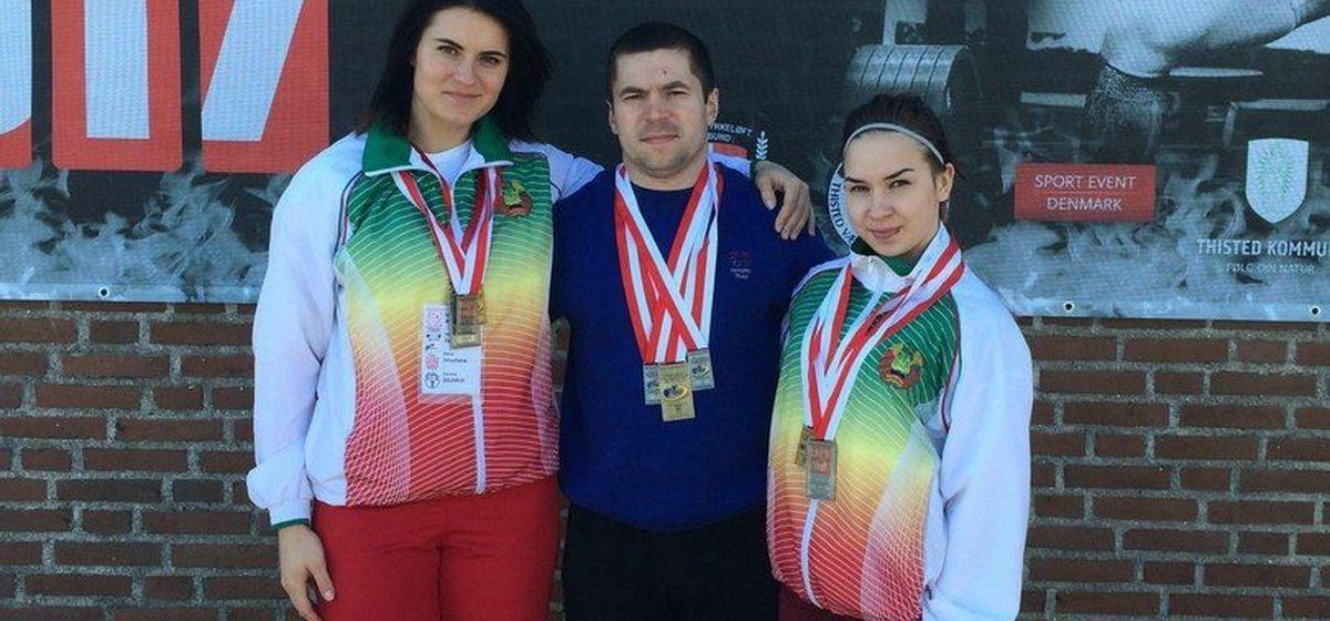 Жители Барановичей собрали $1250 из 2000, необходимых для поездки спортсменки на чемпионат мира по пауэрлифтингу