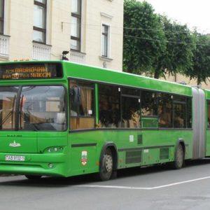 Из-за ремонта теплосетей в Текстильном микрорайоне в Барановичах с 22 июня изменится движение некоторых городских автобусов (расписание)