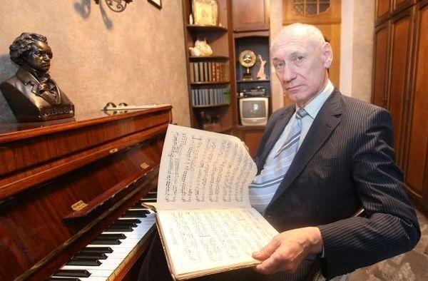 Умер народный артист Беларуси, автор музыки к «Калыханке» Эдуард Зарицкий