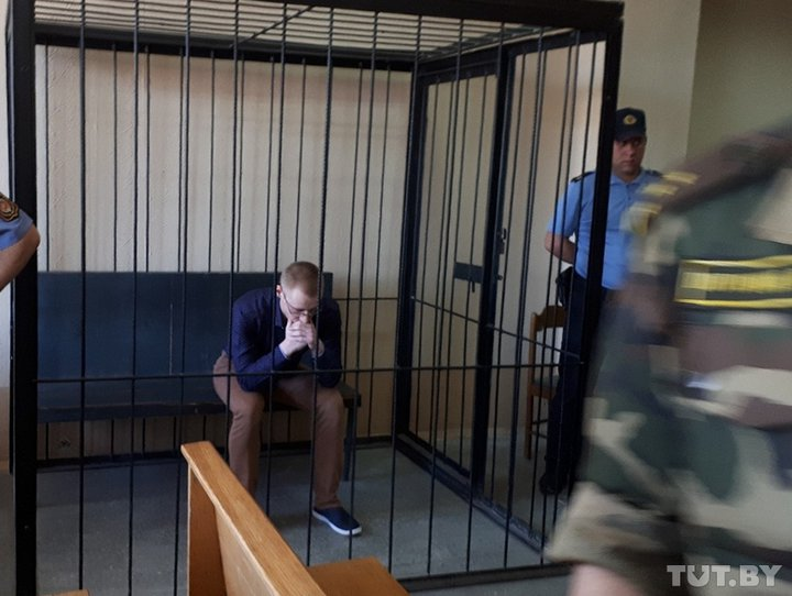 В Гомеле за дедовщину осудили сержанта