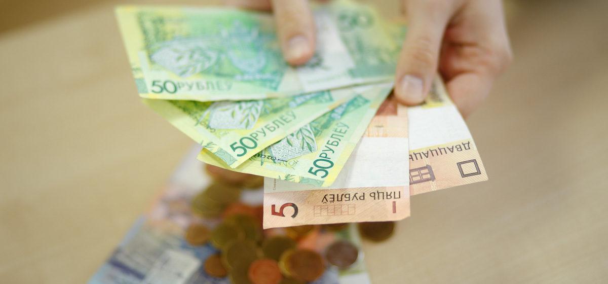 На сколько соседние страны обогнали Беларусь по средней зарплате