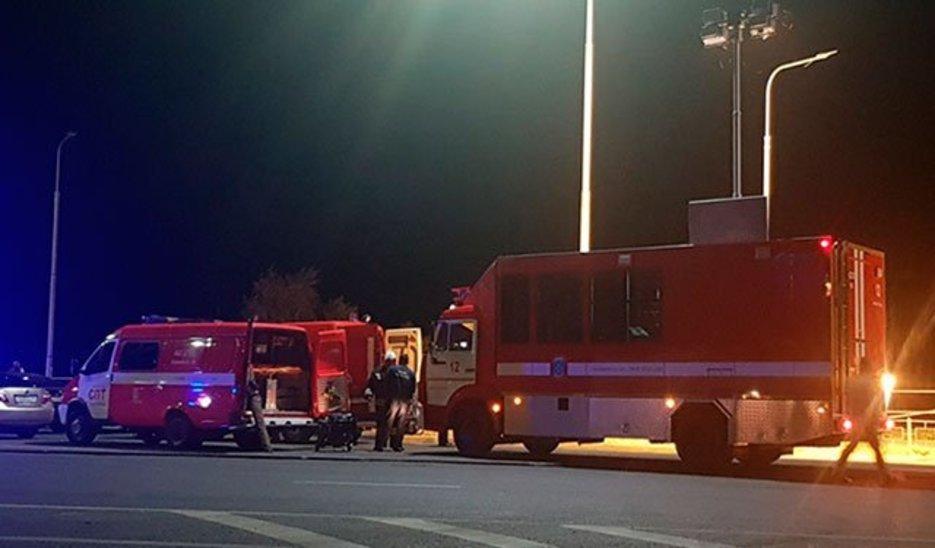 На Волге катамаран столкнулся с баржей — погибли не менее десяти человек