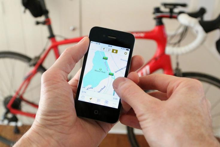 Топ-5 мобильных приложений для велосипедистов