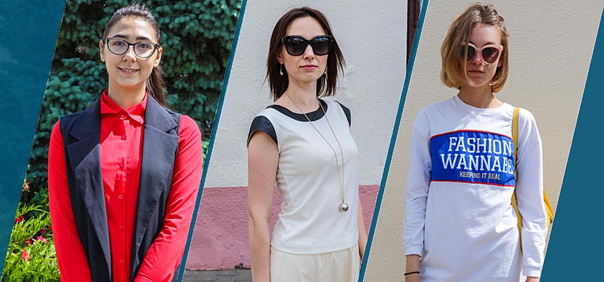 Модные Барановичи: Как одеваются студентки и индивидуальный предприниматель