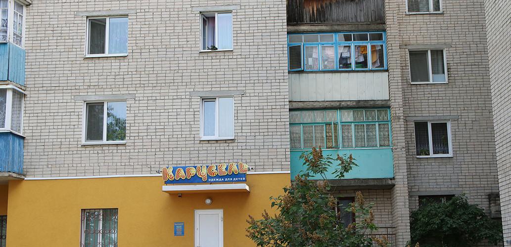 В Ганцевичах 4-летний мальчик выпал из окна третьего этажа