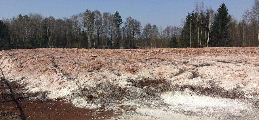 В Ивацевичском районе вывозят опасные несанкционированные промышленные отходы, которые хранились под видом минеральных добавок