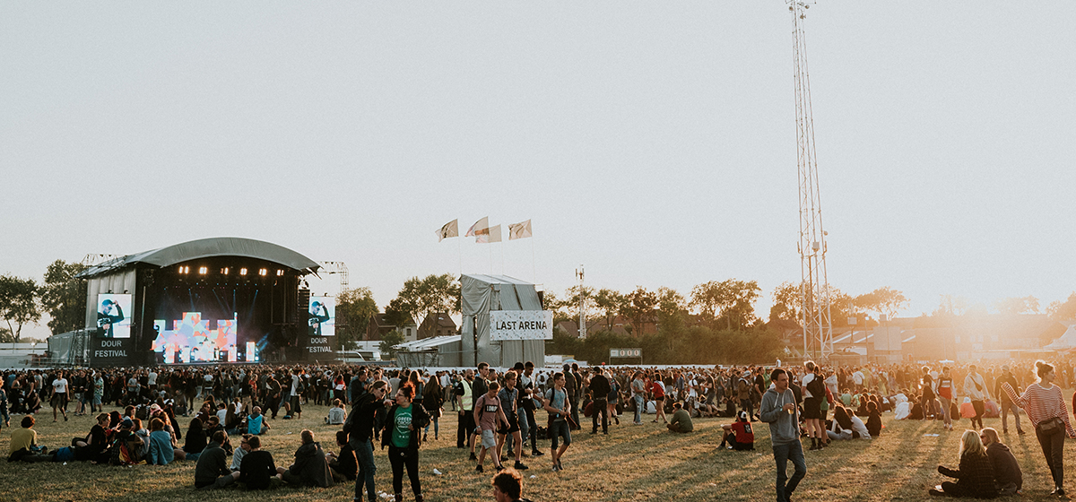 История крупнейших музыкальных фестивалей*