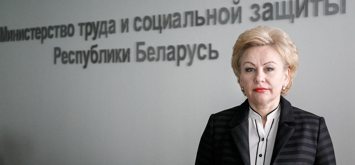 Министр труда ответила депутатам о пенсиях: «Для мужчины 60 лет — это не возраст»