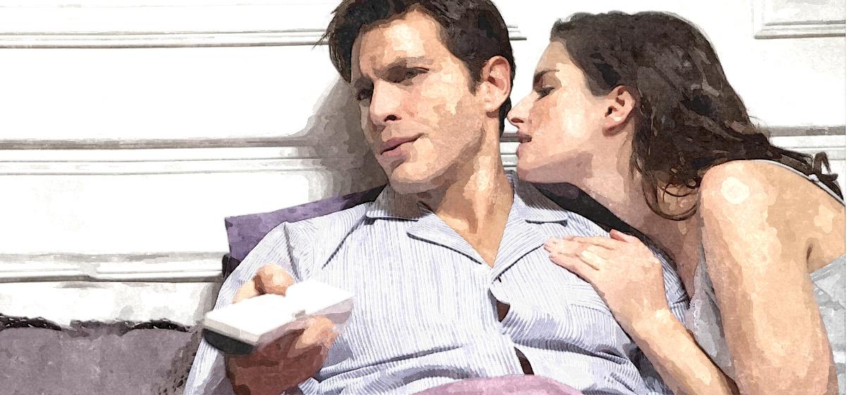 Может ли мужчина от усталости не заниматься сексом