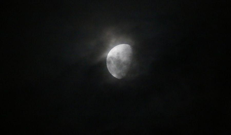 Затмение века: белорусы 27 июля смогут наблюдать четырехчасовое полное лунное затмение