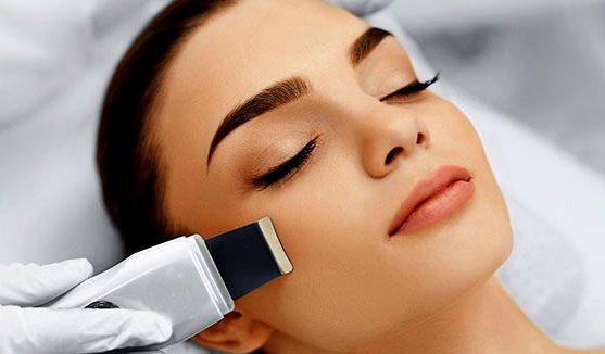 Ультразвуковая чистка лица в салоне красоты «Формула тела», ее особенности и преимущества