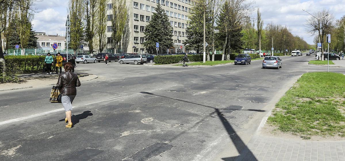 В Барановичах на время закроют часть улицы Фабричной