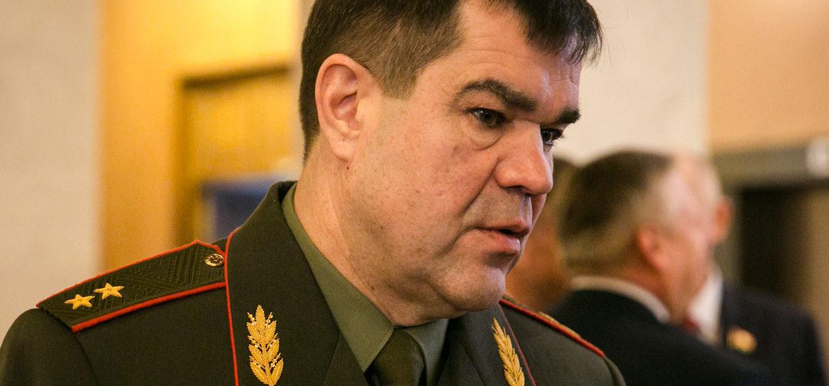 Председатель КГБ о выборах: «Ничего удивительного и неожиданного не происходит, мы знали об этом»