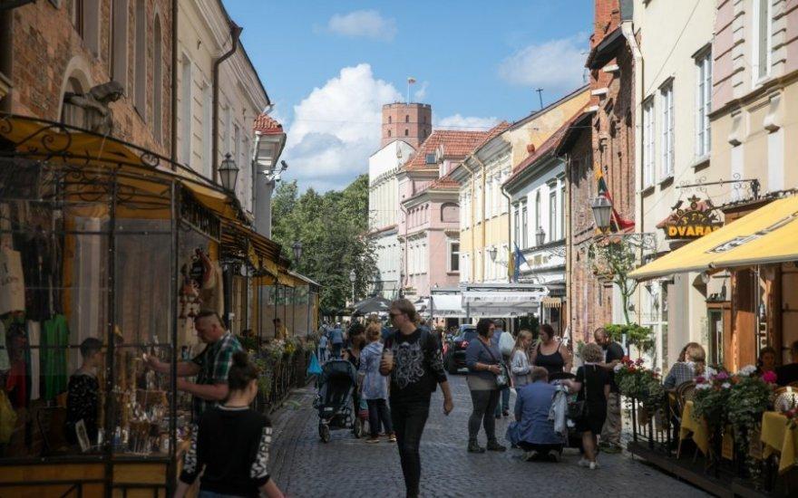 С 1 июля в Вильнюсе туристам придется платить новый налог