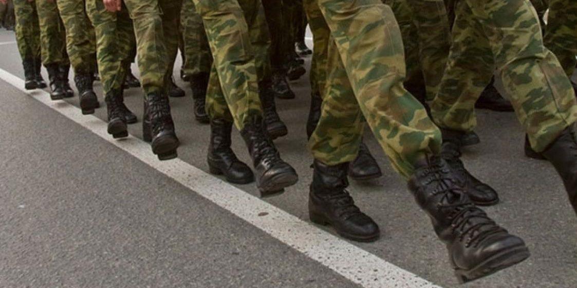 В Полоцке в одной из воинских частей прапорщик покончил жизнь самоубийством