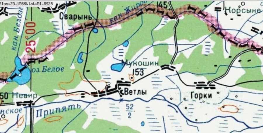 Украина передаст Беларуси десятки гектаров спорной территории