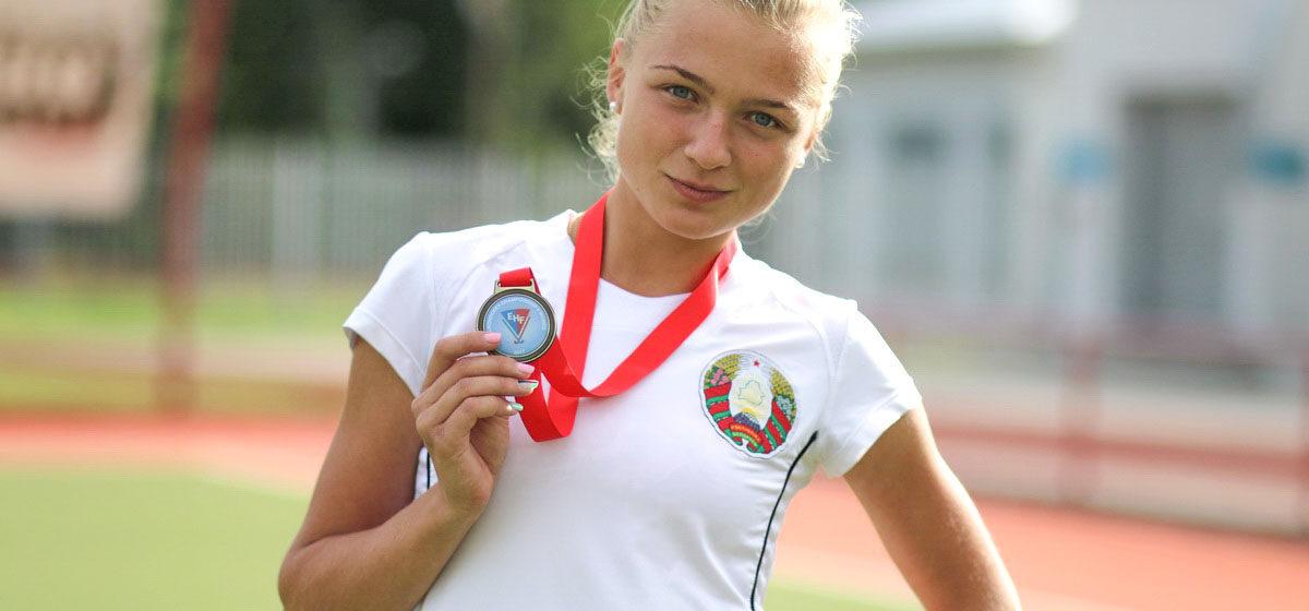 Барановичская спортсменка включена в состав сборной Беларуси по хоккею на траве