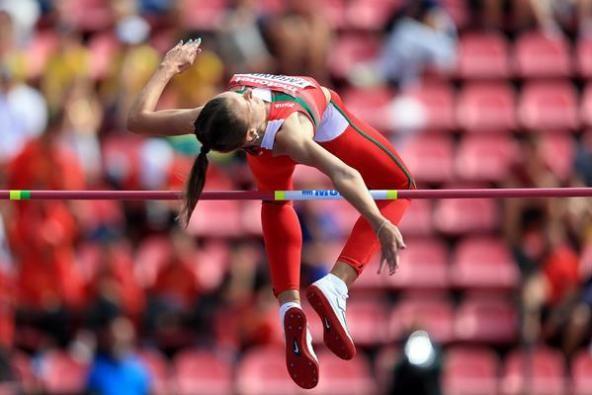 Барановичская спортсменка завоевала право выступать на Олимпийских играх и установила новый рекорд Беларуси