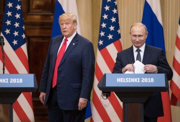 Референдума по Донбассу не будет – Трамп отклонил предложение Путина