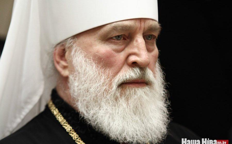 В суде глава Белорусской православной церкви рассказал, что на день рождения ему подарили «Майбах»
