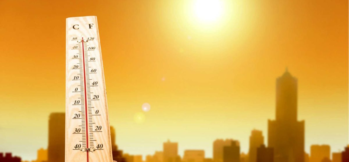 Метеорологи рассказали, спадет ли в Барановичах жара