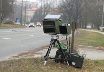 Где 25 июля в Барановичах установили радар скорости