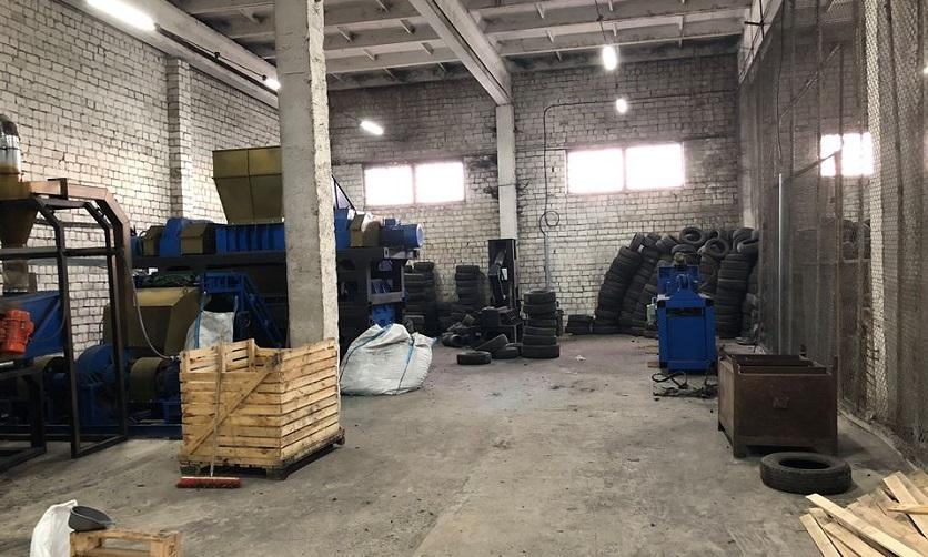 В Бобруйске на предприятии рабочему оторвало кисть руки