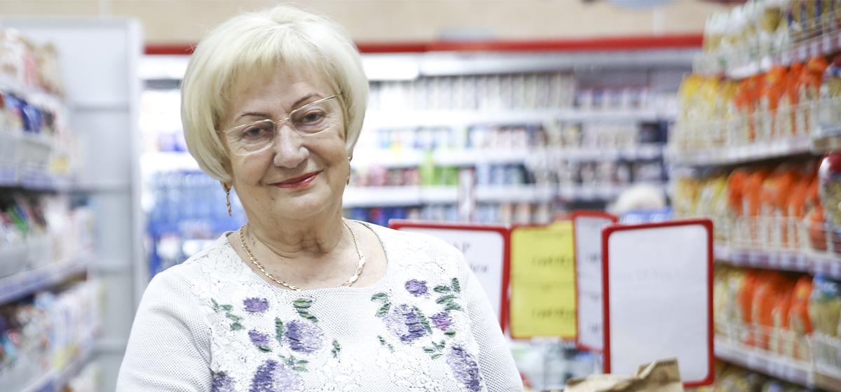 Директор барановичского магазина «Усход» рассказала, как изменилась торговля за последние 50 лет